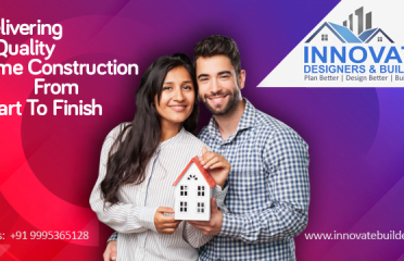 Innovate Designers & Builders Pvt Ltd