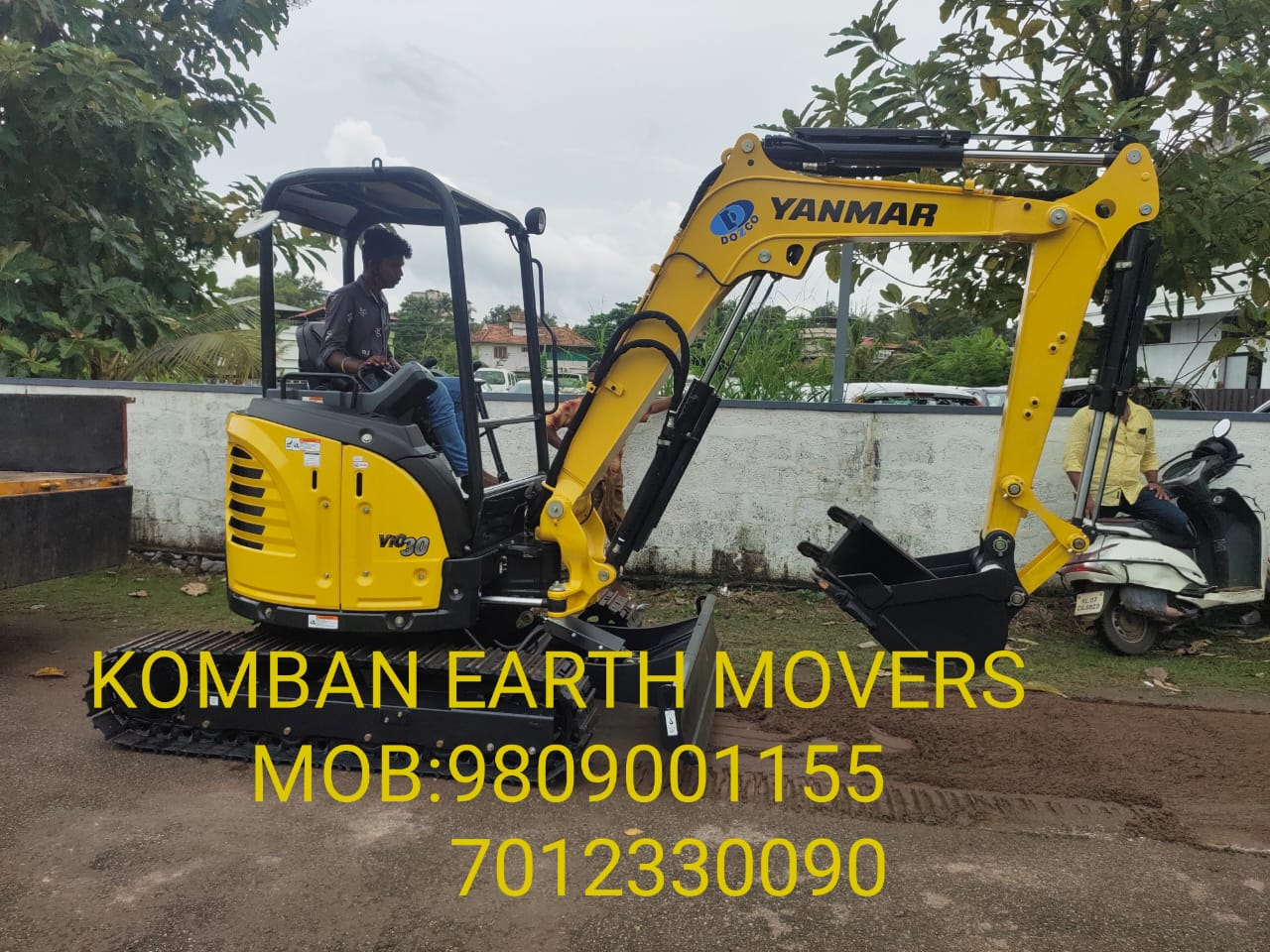 Komban Earth Movers
