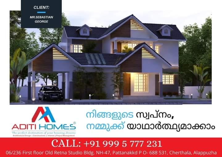 ADITI HOMES Architecture & Construction