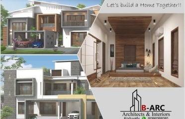 B arc Architects and Interiors