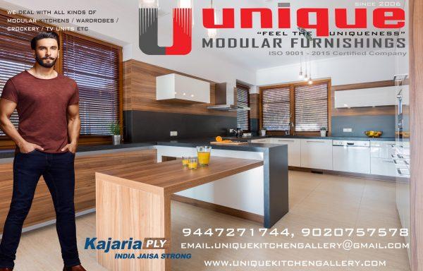 unique modular furnishings