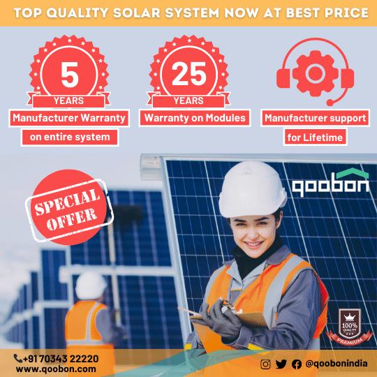 Solar panel price Kerala